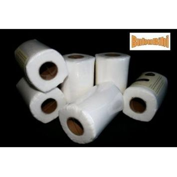 BubuBibi Biodegradable/ Flushable Liners for Dispoable or Cloth Diapers