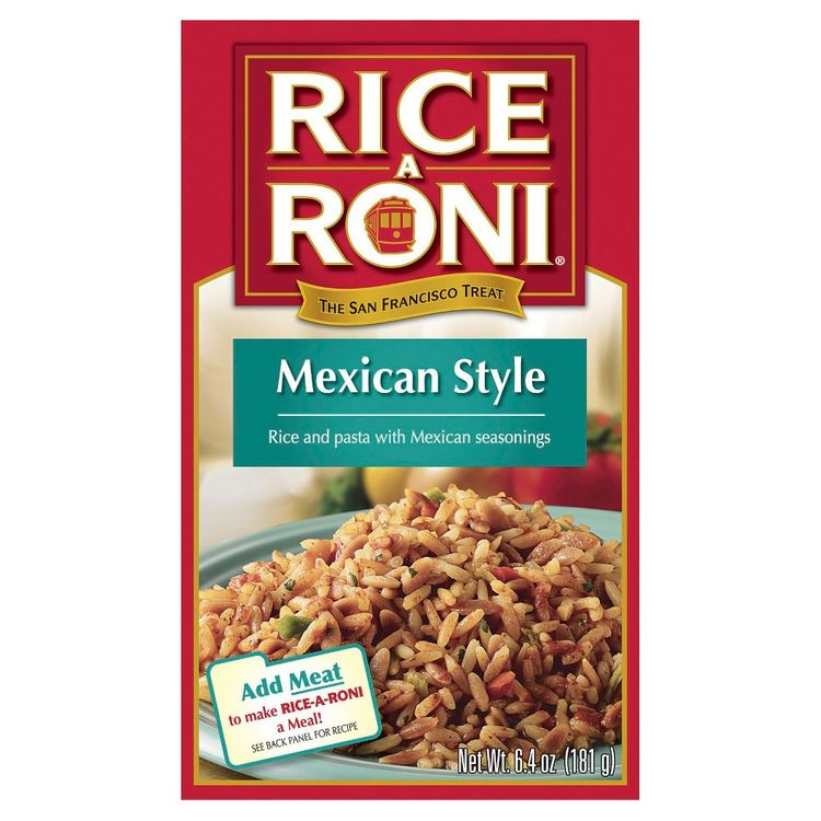 Rice A Roni Mexican Style 6.4OZ