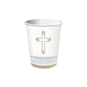 Divinity Hot/Cold Cup 9 Oz 8Ct
