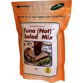 Dixie Carb Counters Tuna (Not) Salad Mix, 8.6 oz. Bag