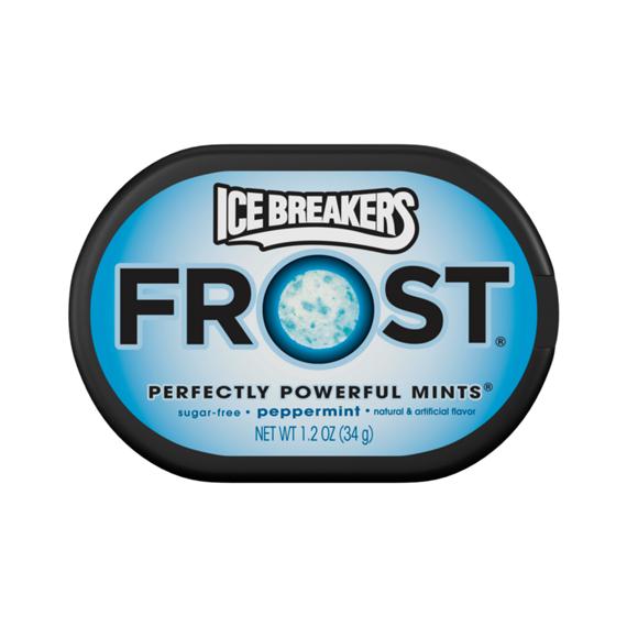 ICE BREAKERS FROST PEPPERMINT MINTS