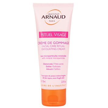 Institut Arnaud Paris Rituel Visage - Facial Care Ritual Exfoliating Cream - 2.5 oz.