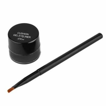 New Arrival X551 Eye Liner Durable Waterproof Anti Dizzy Makeup Brown Black Gel Cosmetic Eyeliner Persistent Non Staining Toiletry