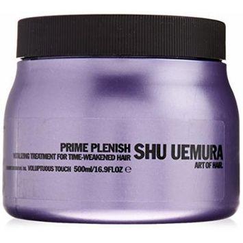 Prime Plenish Vitalizing Treatment For Time-Weakened Hair Unisex by Shu Uemura, 16.9 Ounce