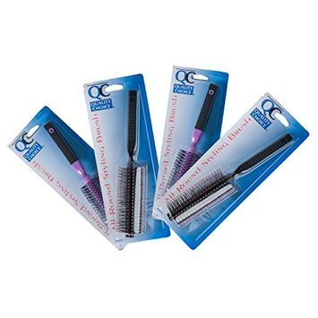 Set of 4 Quality Choice Round Styling Brushes