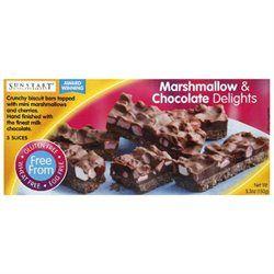 Sunstart Marshmallow & Chocolate Delights Bars - 5.3 oz