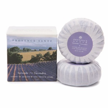 Provence Sante Two Bar Gift Soap Box
