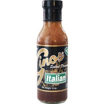 Gino's Italian Salad Dressing, 12 oz