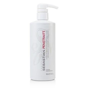 Foundation by SEBASTIAN PROFESSIONAL Penetraitt Treatment Mask 500ml by Sebastian Professional