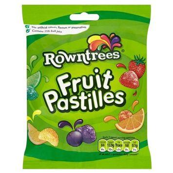 Rowntree's Fruit Pastilles (170g) - Pack of 2