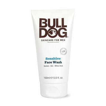 Bulldog Mens Skincare and Grooming Sensitive Face Wash, 5 Ounce [Sensitive Face Wash]