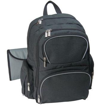 NeatPack Baby Diaper Backpack, Black
