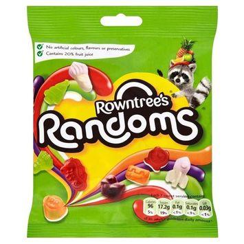 Rowntree's Randoms 150g - Pack of 6
