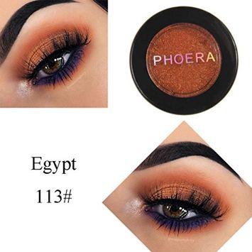 Datework Glitter Shimmering Colors Eyeshadow Metallic Eye Cosmetic