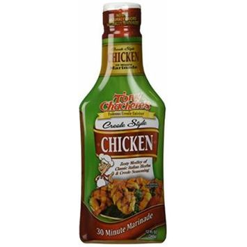Tony Chachere Pourable Marinades, Chicken Marinade, 3 Count