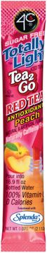 4C Itm-Tl Tea2go Packet-Red (Peach) Itm-Packet