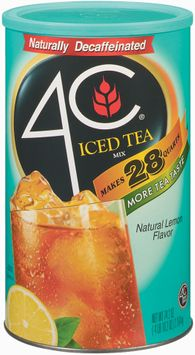 4C Itm-Sugar-Decaf (Lemon) Itm-Sugar