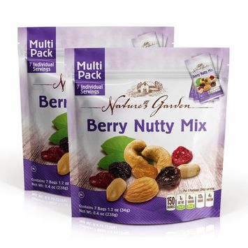 NATURE'S GARDEN BERRY NUTTY MIX
