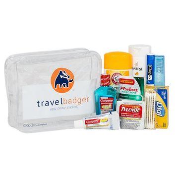 Travelbadger Unisex Travel Convenience Kit