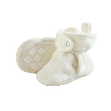 Little Treasure Baby Fleece Booties, 0-24Months
