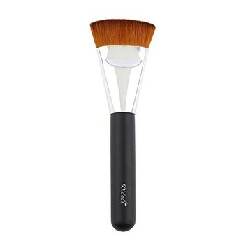 FUNOC Professional 163 Flat Contour Brush Face Cheeks Blend Makeup Cosmetic Brusher