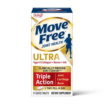 Move Free Ultra Triple Action - 37 Count - Type II Collagen, Boron, and HA