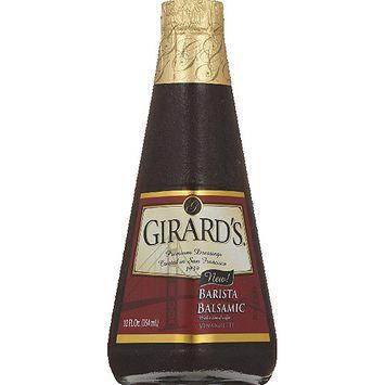 Girard's Barista Balsamic Vinaigrette, 12 fl oz, (Pack of 6)