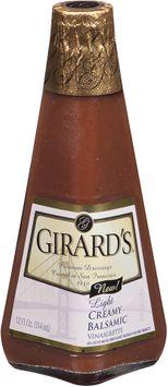 Girard's® Light Creamy Balsamic Vinaigrette