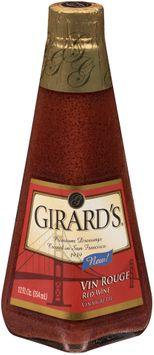 Girard's® Vin Rouge Red Wine Vinaigrette