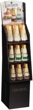 Girard's® Champagne, Light Champagne, & Caesar Dressing 27 ct Display