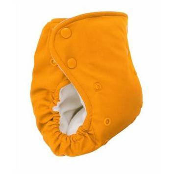 BabyKicks Basic Cloth Diaper Snap Closure, Sunset