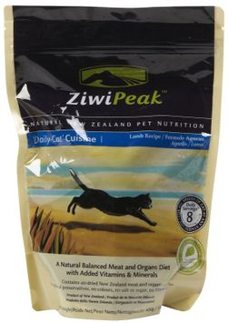 Phillips Feed & Pet Supply ZiwiPeak Daily Cuisine Air Dried Cat Food Lamb