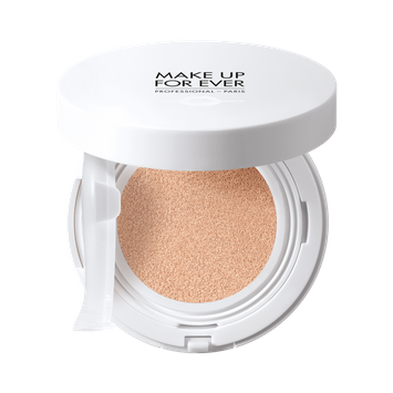 MAKE UP FOR EVER UV Bright Cushion SPF35/PA+++ Intense Moisture Dewy Foundation