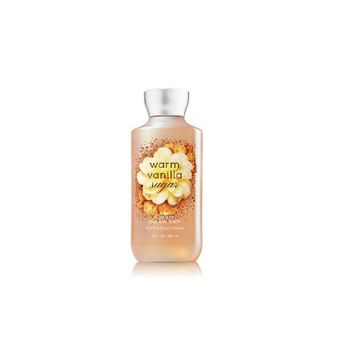 Bath and Body Works Signature Collection Warm Vanilla Sugar Luxury Bubble Bath 10 Ounce Full Size