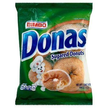 Bimbo Donut Sugared