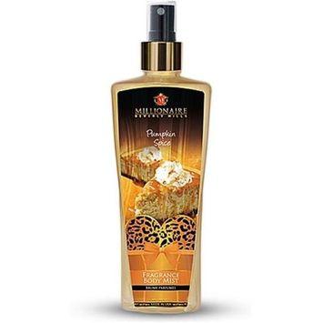 Millionaire Beverly Hills 10021 250 ml Pumpkin Spice Body Mist for Women