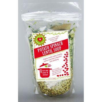 Spark Of The Heart Enterprises Potato Spinach Lentil Soup