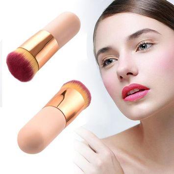 Highpot Makeup Brush Face Powder Brush Blush Brushes Kabuki Foundation Portable Makeup Cosmetic Tool