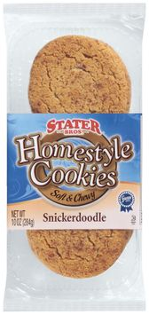 Stater bros Homestyle Snickerdoodle Cookies