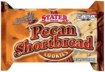 Stater bros® Pecan Shortbread Cookies