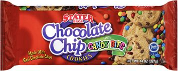 stater bros® chocolate chip cookies with candy bits