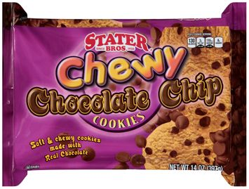 Stater Bros.® Chewy Chocolate Chip Cookies