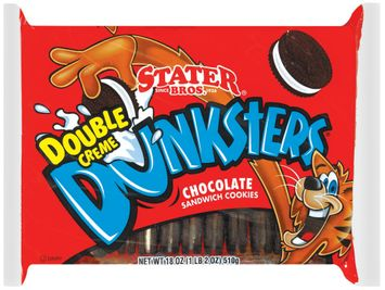 Stater bros Chocolate Sandwich Double Creme