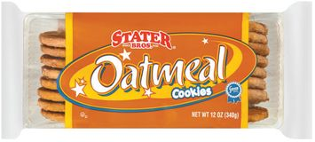 Stater bros Oatmeal Cookies