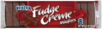 Stater bros Fudge Creme Wafers
