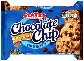 Stater bros® Original Chocolate Chip Cookies
