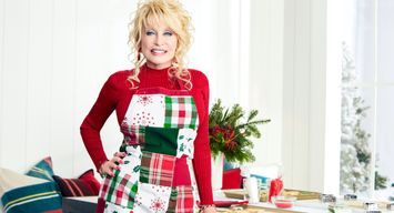 Dolly Parton Launches Festive Kitchen Collection with Williams Sonoma