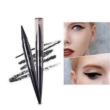 Hatop Beauty Black Waterproof Eyeliner Liquid Eye Liner Pen Pencil Makeup Cosmetic New