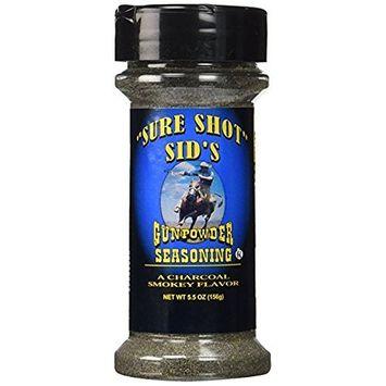 Sure Shot Sids Gunpowder Seasoning 5.5oz 4-Pack …