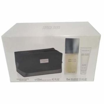 L'eau d'Issey Pour Homme by Issey Miyake 3pc Gift Set for Men